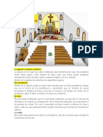 La Iglesia o Templo Católico