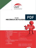 Silabo de Mecanica de Fluidos i Ing Civil - 2016 - II