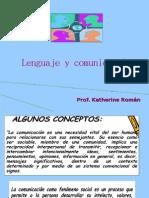 presentacion power point lenguaje y comunicacion