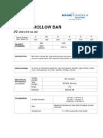 Carbon Hollow Bar