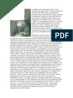 Cristóbal Colón Biografías