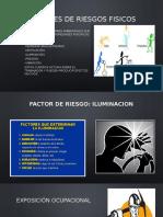 Factores de Riesgos Fisicos