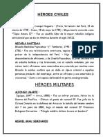 Heroes Civiles