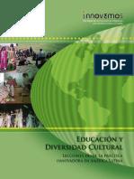 Educación y Diversidad Cultural . Lecciones desde la práctica innovadora el AL.pdf