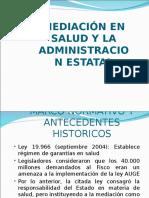 Mediacion Salud