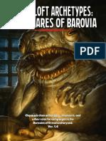 85257 Ravenloft Archetypes Nightmares of Barovia v1.4