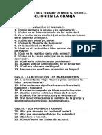 Cuestionario Rebelion Granja