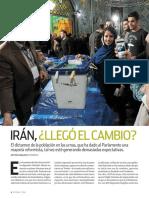 Iran, Llego El Cambio - Historia y Vida - 7-16