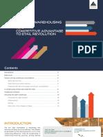 Efficient Warehousing Delivers New Competitive Advantage to Etail Revolution
