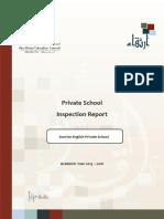 ADEC Sunrise English Private School 2015 2016