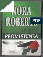 J D Robb Promisiunea
