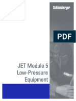 JET Module Low Pressure Equipment