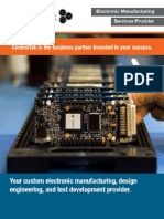 ControlTek - Electronic Manufacturing Services Provider Brochure