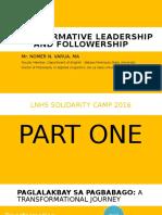 TRANSFORMATIVE LEADERSHIP AND FOLLOWERSHIP.pptx
