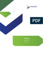 PayGate PayHost v1.6.2
