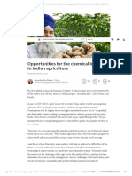 Opportunities for the Chemical Industry in Indian Agriculture _ Ramachandran Raman _ Pulse _ LinkedIn