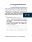 Results of the Survey of Professional Forecasters on Macroeconomic Indicators