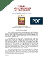 Yahudi Dalam Informasi Dan Organisasi