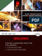 Welding Webinar - 27th June