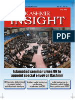 Kashmir Insight June 2016