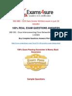 350-080 Practice Test