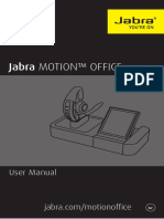 Jabra Motion Office Manual_EN