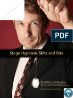 Stage Hypnosis Skits and Bits