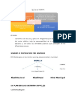 Fuentes de Financiamiento Para El Proyecto