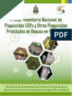 UNEP POPS NPOPS SUBM COP4FU Honduras InventarioPlaguicida 100510.Sp