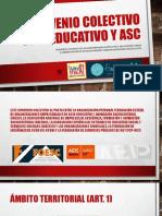 Convenio Colectivo OCIO EDUCATIVO