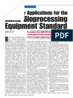 ASME- Bioprocessing Equipment Standard