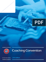 UEFA Coaching Directives 2015