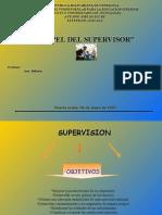 Diaposiva Supervisor
