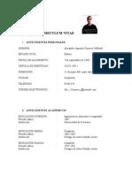 CV CISNEROS