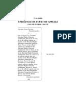 Columbia Union Coll v. Oliver, 4th Cir. (2001)