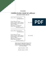 Judicial Watch v. Rossotti, 4th Cir. (2003)