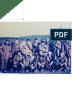 Serbian unit in Bosnia 1993