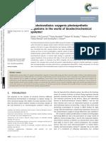 Bio Photovoltaics