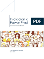 MS Inteligencia de Negocio Power Pivot