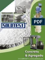 Catalogo SOLOTEST Concreto