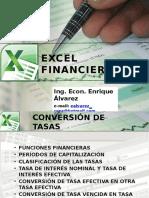 Clase 3 - Excel Financiero