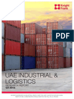 Uae Industrial Logistics Report q3 2015