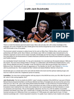 A Walk Through Time With Jack DeJohnette