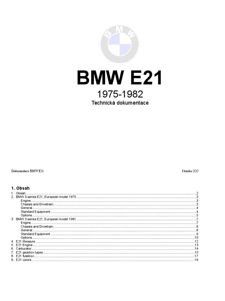 BMW E21 A4