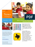 gallegos  tech newsletter issue1