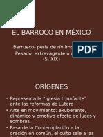 El Barroco en México