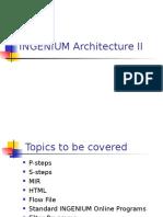 INGENIUM Architecture II.ppt