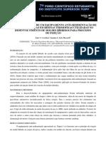Desenvolvimento de Um Equipamento Anti SedimentaCAo de Cargas MetAlicas Em Resinas Termofixas Utilizadas No Desenvolvimento de Moldes HIbridos Para Processo