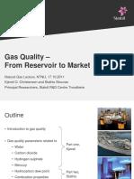 Calidad Del Gas Natural