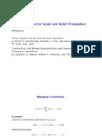belief propagation algorithm
